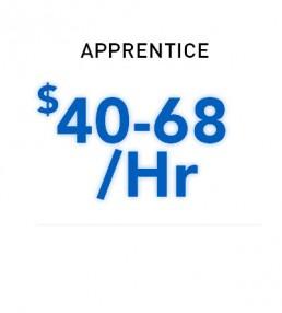 Apprentice Service Rate