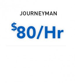 Journeyman Rate